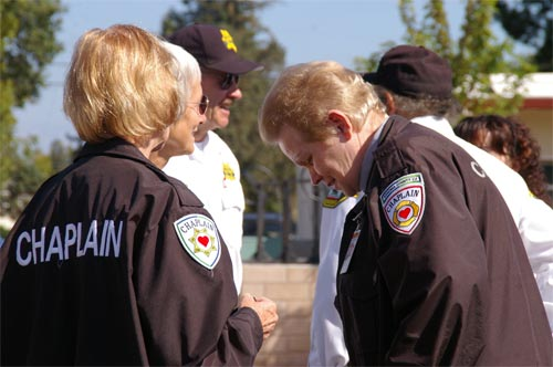 Sheriff Volunteers in Policing.